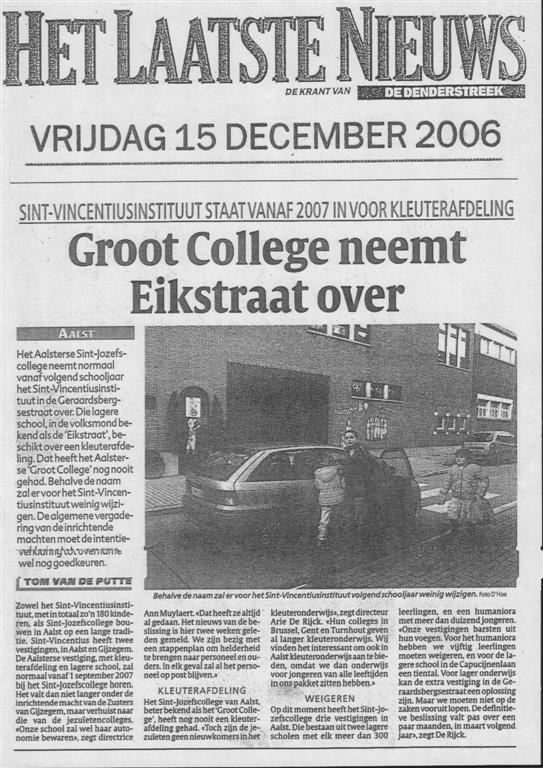 15december2006laatstenieuws