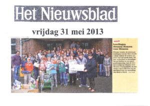 2013-05-31 - Nieuwsblad-1