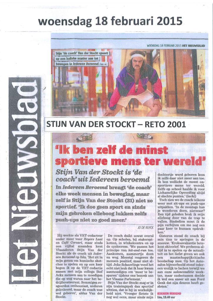 2015-02-18 - Nieuwsblad-1