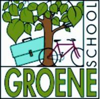 groene school logo