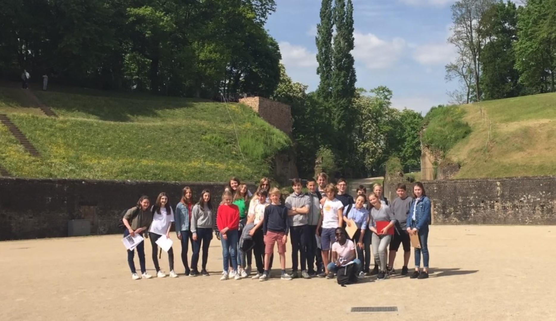 Studiereis Trier (tweede jaar)