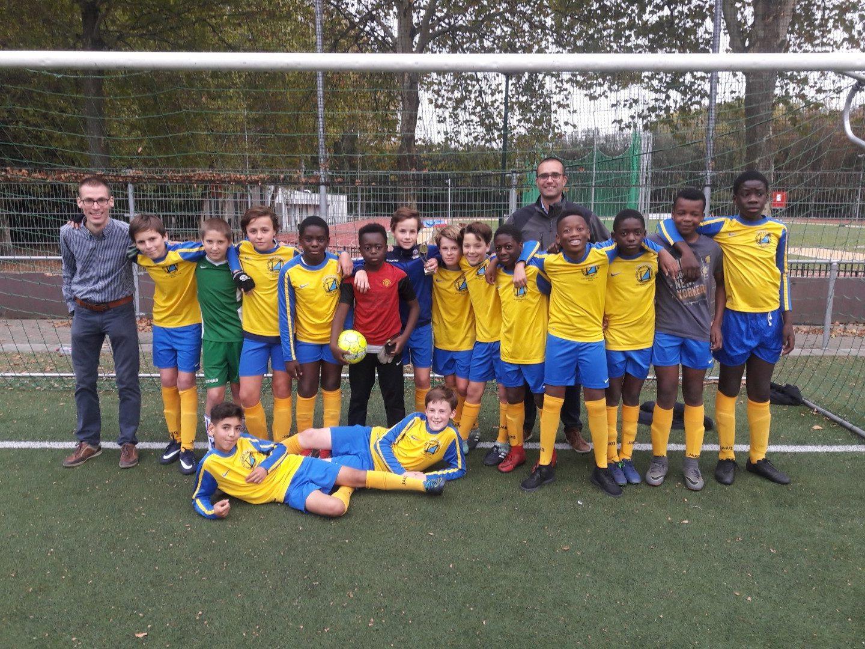 Interscholencompetitie voetbal
